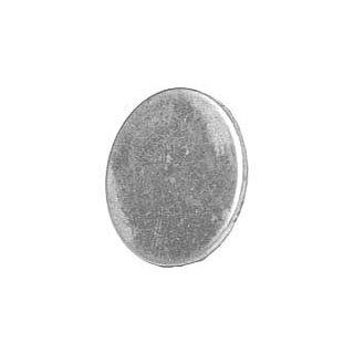 ISIFLO Verschlussplatte Typ 145 16mm