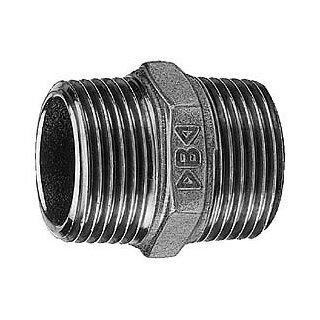 """IBP Doppelnippel Rotguss 3280 1/4"""""""