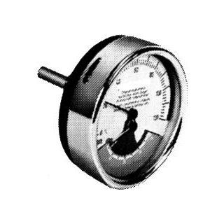 """Thermohydrometer 0-40mWs 1/2"""""""