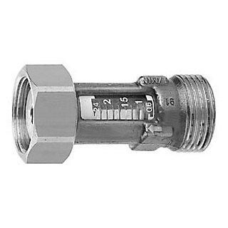 """Flometer Durchflussmesser 1/2""""2.4l/min."""