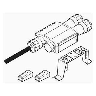 Raychem RayClic-PS-02 Verbindung