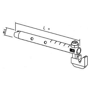 SK Rohrkonsole 106/8 80mm