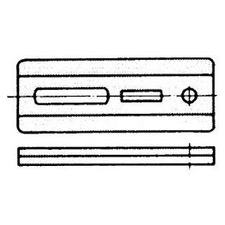 Eraflex Grundplatte