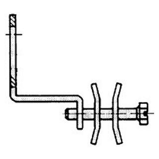 Eraflex Rückhalter-Knie