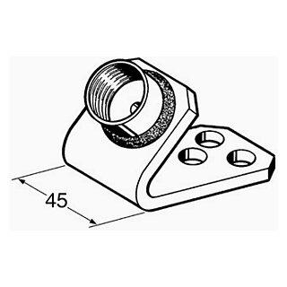 "Sikla Stützkonsole 45°-1/2"""