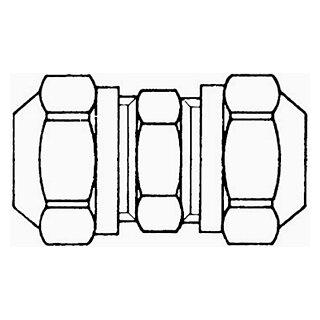 TA 351 Kupplung 10x10mm