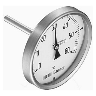 Baumer Thermometer TBH 100/-20-+40/48