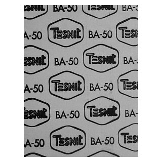 DONIT-TESNIT Dichtungsplatten BA-50 grün 1000x1500x1,5 mm