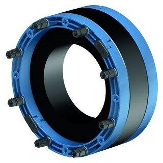 Rematec Curaflex Nova Uno Dichtungseinsatz 53 - 57 mm, DN 100