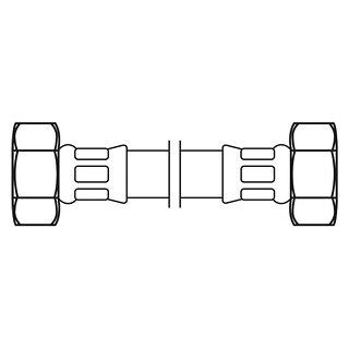 Neoperl FLEXO Anschlussschlauch IG x IG 3/4 X 3/4 75 cm