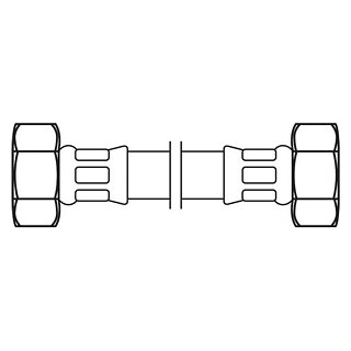 Neoperl FLEXO Anschlussschlauch IG x IG 3/4 X 3/4 150 cm