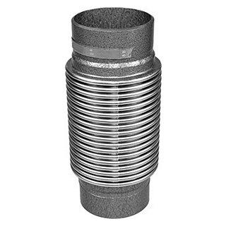 Torgen Axialkompensator lang mit Leitrohr DN 40 PN16