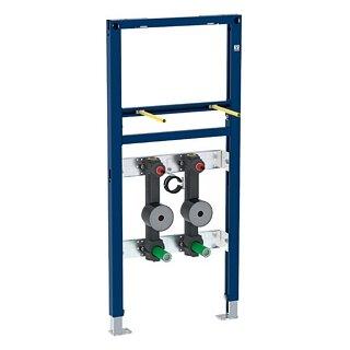 Geberit Duofix Waschtisch-Element UP-Ventil 2 Wasserzähler 112cm