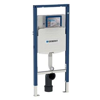 Geberit Duofix Element für Stand-WC UP-Spülkasten 112 cm