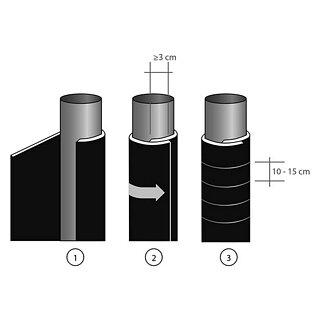 Armacell ArmaComfort Schalldämmplatte Zuschnitt selbstklebend 90