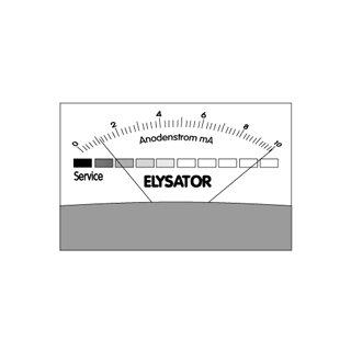 ELYSATOR Anzeigegerät (Lieferung bei IBN)