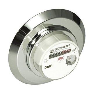 GWF Unterputz-KOAX-Zähler kompl. f.Wasserz.